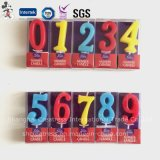Decorative Colorful Number Party Candles