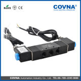 4V 320 Pneumatic Solenoid Valve with 2 Coils