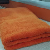 100% Cotton Custom White Terry Hotel Bath Towels Manufacture