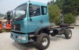 Dongfeng EQ2091gj 4X4 off Road Truck Chassis