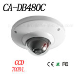 700tvl Vandal-Proof Mini Dome Camera {Ca-dB480c}