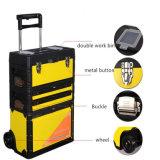 Multifunction Portable Hand Tool Box Trolley, Us General Tool Box Plastic Trolley