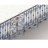 High Quality Created Wrought Iron Stairs 004