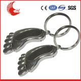 Cheap Wholesale Metal Soccer Keychain