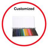 72 Colored Pencil Set Box Custom Branded