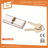 Brass Mortise Door Lock Cylinder (TOPS-08)