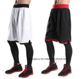 Breathable Mesh Mens Basketball Shorts with Custom Logo