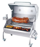 New Design Spit Roast Rotisserie with Motor