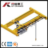 Qd Type 20 Ton Double Girder Overhead Crane for Sale