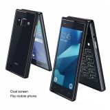 4.0 Inch Double Screen Flip Phone/ Mobile Phone