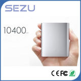 10400mAh External Power Bank for iPhone/Samsung