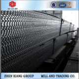 China Distributors and Mills Serrated Steel Flat