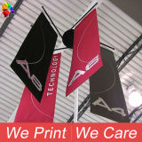 Promotion Digital Printing Custom Hanging Drop Blockout Flag Banner