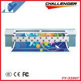 3.2m Infiniti Challenger Digital Plotter (FY-3206T 3.2m, 1440dpi, 6PCS 510/35pl heads sk4 ink)
