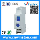 Alc18 DIN Rail Staircase Lighting Delay Digital Time Switch