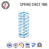 Colored Zinc Plated Compression Spring