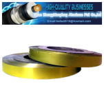 Yellow Color Al Pet Tape for Cable Insulation
