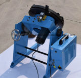 Welding Positioner Revolving Table HD-100 with Center Through Hole 140mm