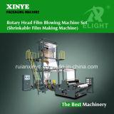 Rotary Die Head Plastic Shrinkable Film Blowing Making Machine