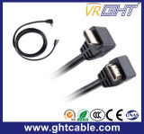 5m Straight Angle High Quality HDMI Cable with PVC Jacket