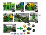 Waste Tires Recycling Plant, Tires Recycling Plant
