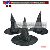 Party Supply Party Hat Halloween Novelty Witch Hat (H8009)
