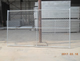 Construction Site Chain Link Mesh Temporary Fence