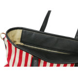 Stripes Designs of Bags for Men′s and Women′s Collections of Bags