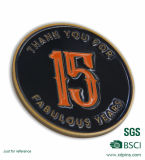 Custom Two Sides Soft Enamel Coin for a Corporation (B7)