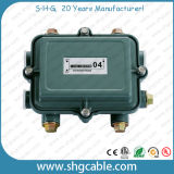 5-1000MHz Outdoor Power Passing CATV Splitters (SPTR2W)