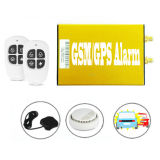 Yacht House Boat Motorhome Caravan GSM Alarm for Mobile Asset Anti-Theft