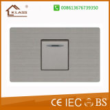 High Quality OEM Color 1 Gang Electric Wall Switch