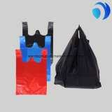 Customized Handle T-Shirt Bags with Good Quality