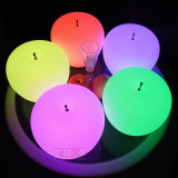 LED Light Table Decoration Apple Shape Light Decoration for Party