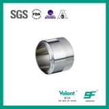 Sanitary Stainless Steel NPT Male Thread Pipe Adapter