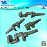 High Quality Hot Forged Crankshaft for Universal
