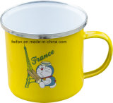 Popular Fashionable Enamel Cup for Daily Use
