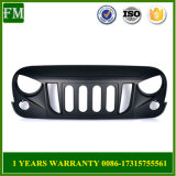 Transformer Front Matte Black Grille for Jeep Wrangler Jk 2007-2017