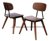 Morden Restaurant Furniture Walnut Copine Sean Dix Dining Chair