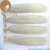 100% Unprocessed Blond Virgin Indian Human Hair