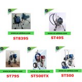 Hot Sale Pisotn Pump Type St495PC Electric Airless Paint Sprayer