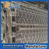 Freezing Conveyor Belts Heat Resistant Wire Mesh Cloth Belt