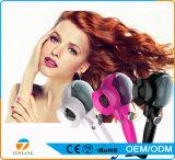 2016 Ceramic Magic Automatic Steam Irons Steam Curler LED Disaplay Hair Curler Digital Hair Curling