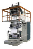 Emboss and Gusset Machine for Heavy Duty Bags