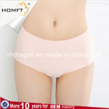 One-Piece Seamless Viscose Comfortable Young Girls Triangle Panties Ladies Lingerie Panty