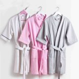 Promotional Couple Cotton Bathrobes / Pajamas / Nightwear
