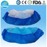 PP+CPE Shoe Cover, Disposable Shoe Cover, Nonwoven Shoe Cover
