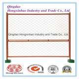 Coated Welded Wire Mesh/Chain Link Temporary Fence