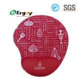 China Manufacturer of Gel Mouse Pad with Wrist Rest