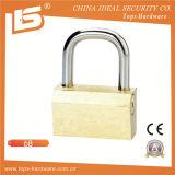 High Quality Polished Brass Indoor Padlock Security Padlock - 68